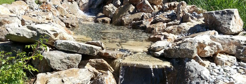 Fontaines & cours d'eau